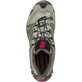 Salomon XA Pro 3D GTX Shoes Women Shadow/Black/Sangria